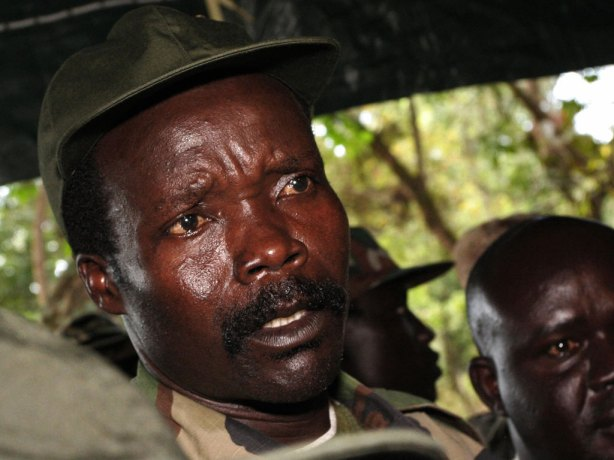 joe kony picture