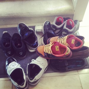 chumlees shoe collection