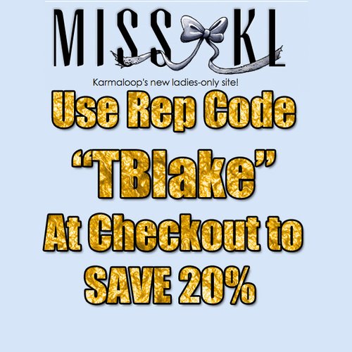 miss karmaloop rep code discount coupon